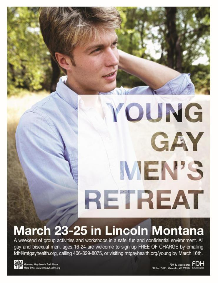 bisexual male retreat
